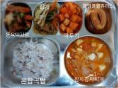 4월 21일 급식사진